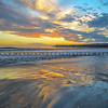 pismo pier sunset-9217