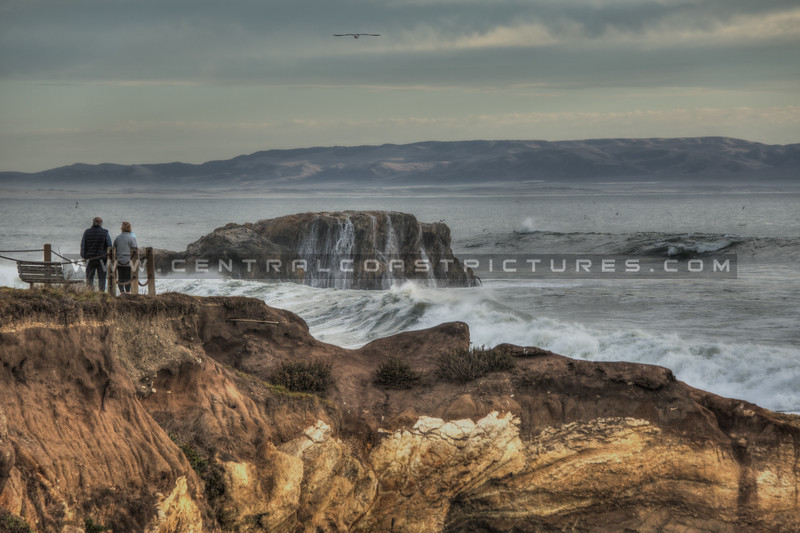 shell beach tides waves 9601
