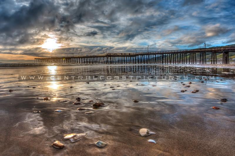pismo beach pier 8857