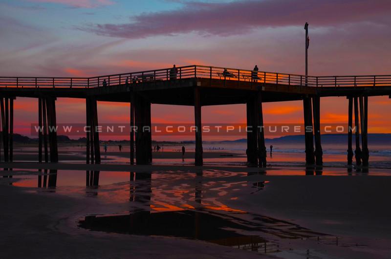 pismo-pier-sunset-4274