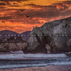 pismo cave wave-