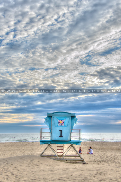 pismo lifeguard tower 4032