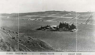 Pismo Palisades, undeveloped, 1920s. #1962.656.263.