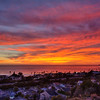 pismo heights sunset 5663