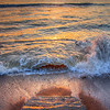 shell beach stairs 1509-