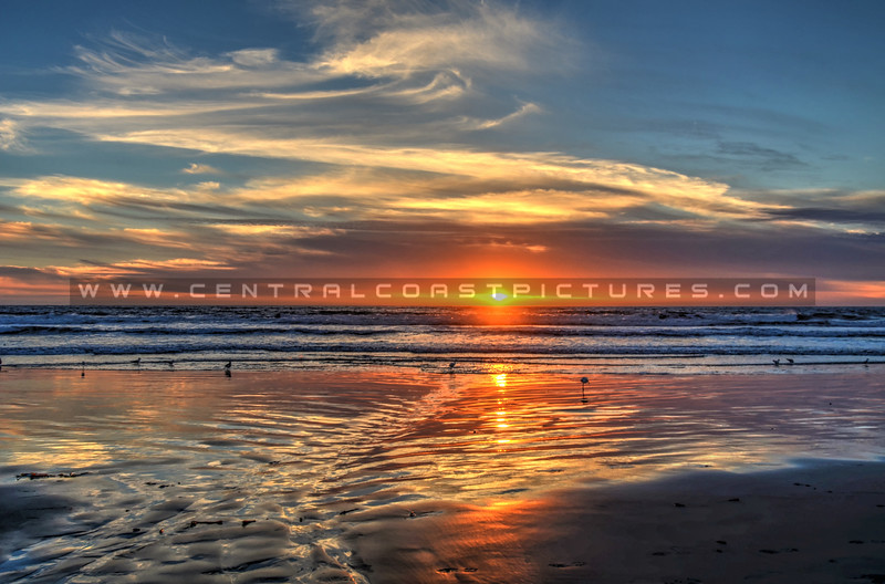 pismo-sunset-reflection_7811