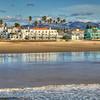 pismo beach low tide 0205