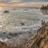 shell beach tides waves 9530