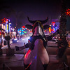 pismo downtown christmas cow-9570