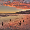 pismo beach sunset 3769