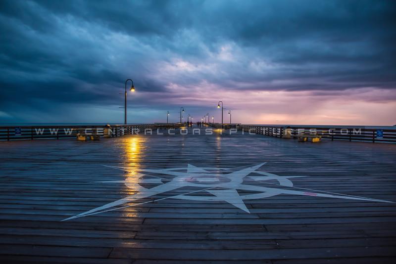 pismo pier rain night-5315-2