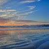 pismo sunset reflections 9123