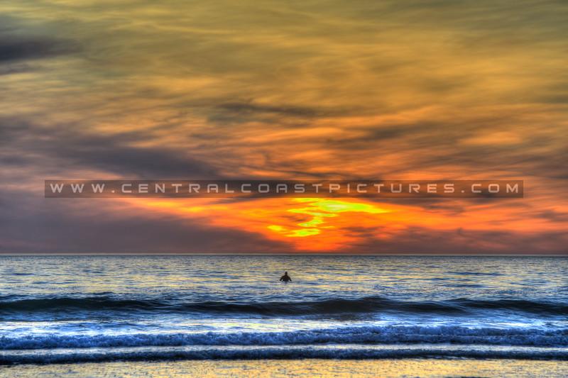 pismo beach sunset 2059