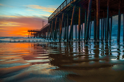 pismo pier reflection-2100