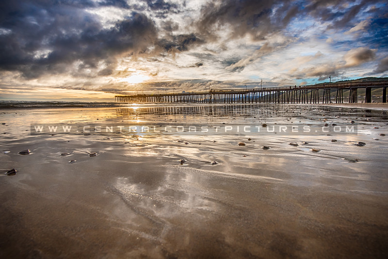pismo beach pier 8863