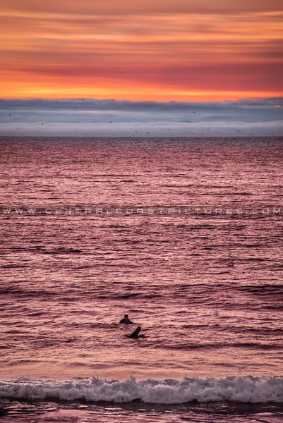 surfers sunset 4350-
