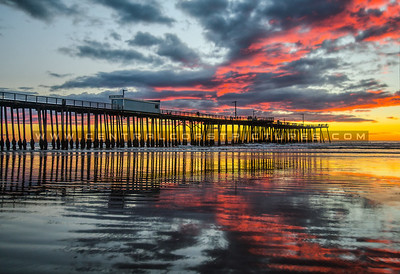 pismo beach sunset-1454