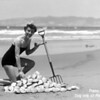 Pismo Clams Dug only at Pismo Beach, Calif. #1949.001.283
