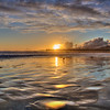 pismo beach sunset 0711-