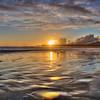 pismo beach sunset 0711-