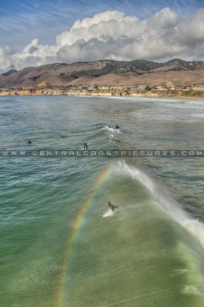 pismo rainbow wave 7732