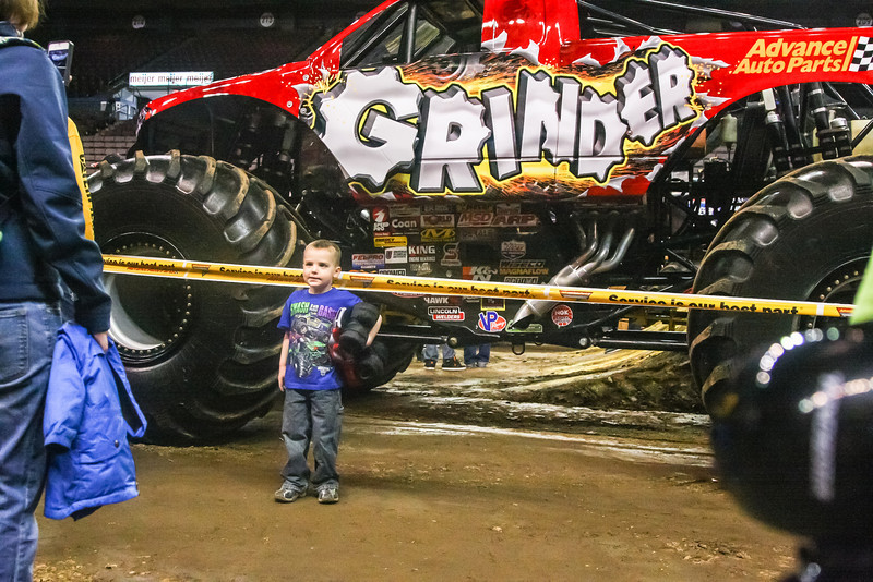 Cincinnati Monster Jam
