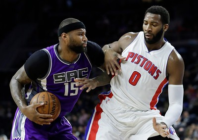 Kings Pistons Basketball