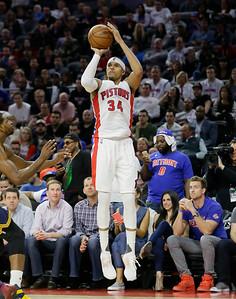 Cavaliers Pistons Basketball