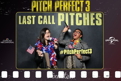 Pitch Perfect 3 Movie Screening 12.5.17