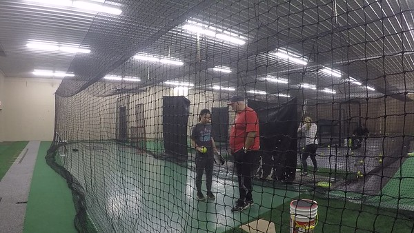Pitching Lessons