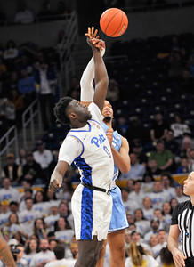 ACC Basketball Pitt v North Carolina  Saturday January 18, 2020 12pm Petersen Events Center in Pittsburgh PA