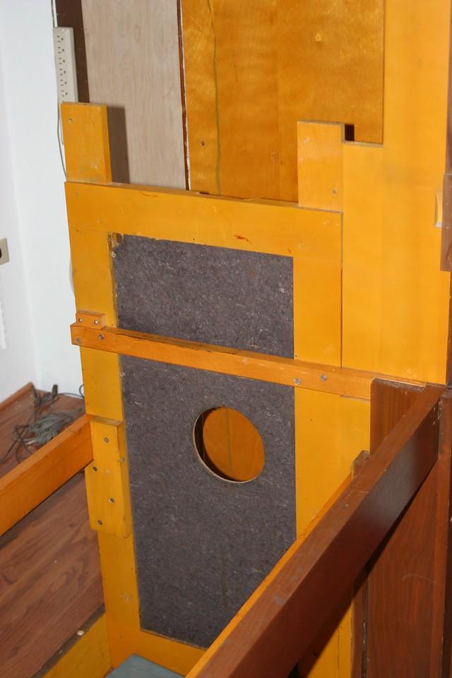 Methodist organ