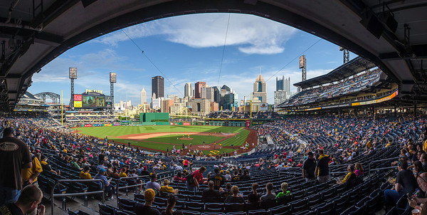 PNC Park, Panoramic Pittsburgh