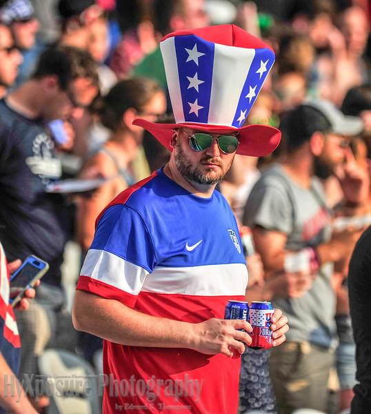 Pittsburgh Riverhounds v NC July 4th
