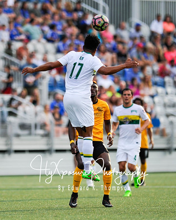 Pittsburgh Riverhounds v. Tampa Bay Rowdies