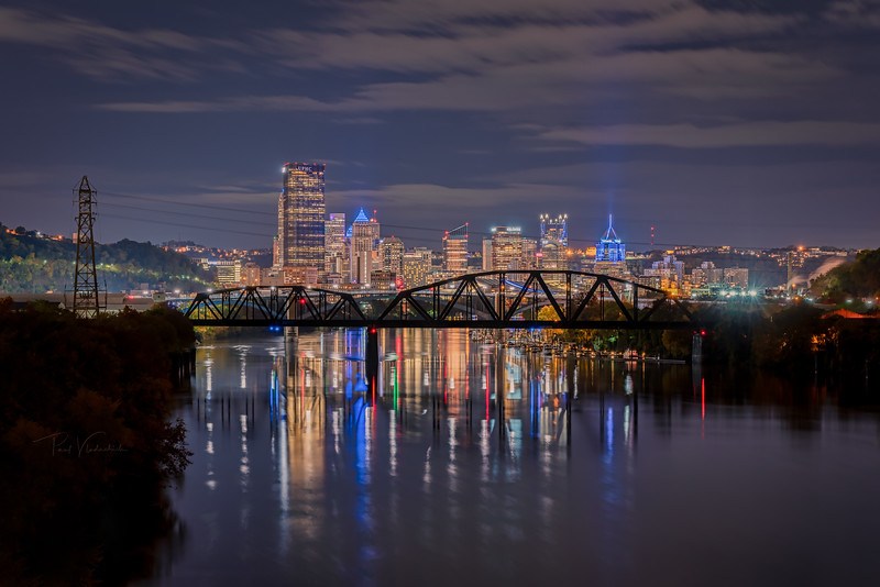 Down the Allegheny - Pittsburgh Pennslyaniva