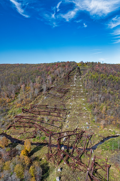 Fallen Towers - Kinzua Bridge State Park