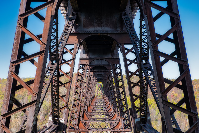Kinzua Bridge Truss