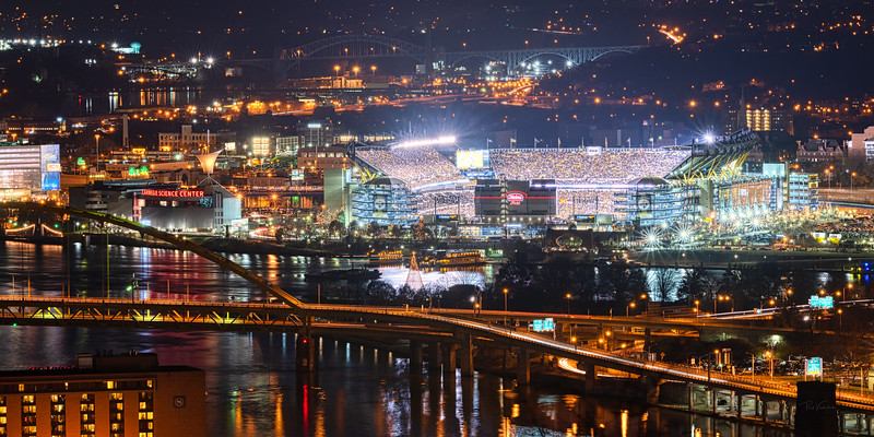 Football Night in Pittsburgh - December 2, 2018