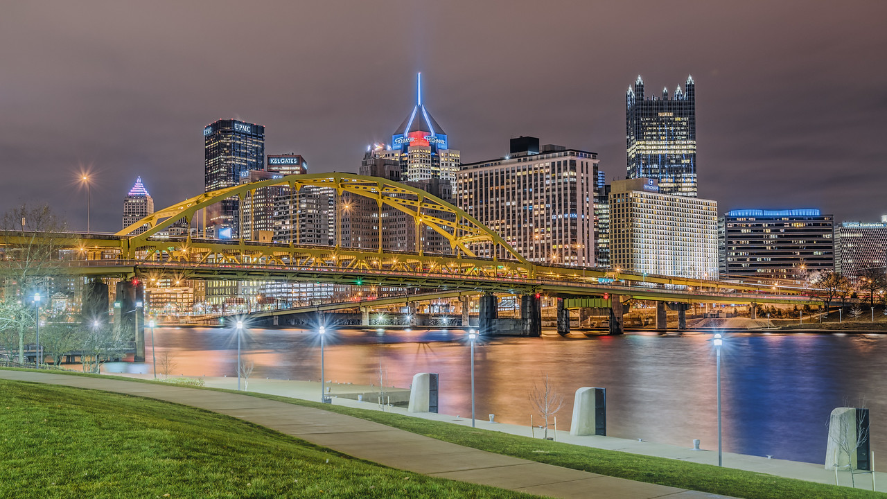 Downtown Pittsburgh, Pittsburgh Pennsylvania