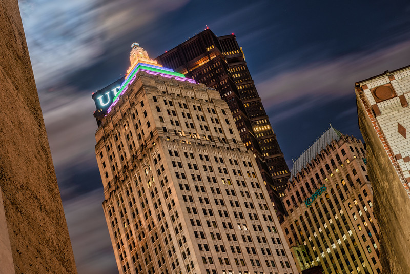 The Gulf Tower - Pittsburgh Pennsylvania