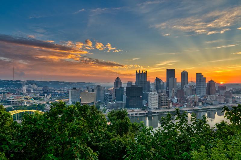 Glorious Dawn - Pittsburgh Pennsylvania