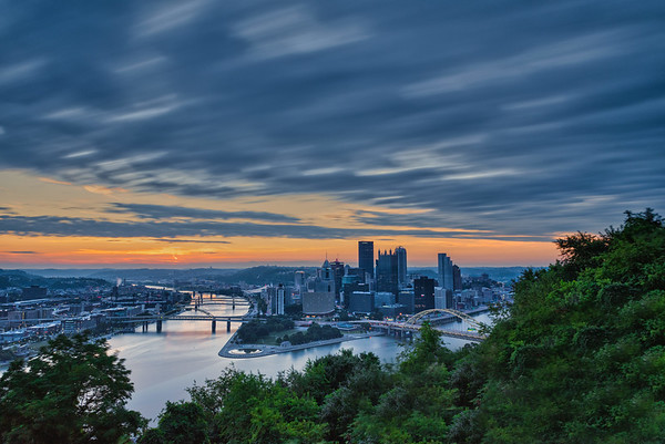 Before Dawn - Pittsburgh Pennsylvania