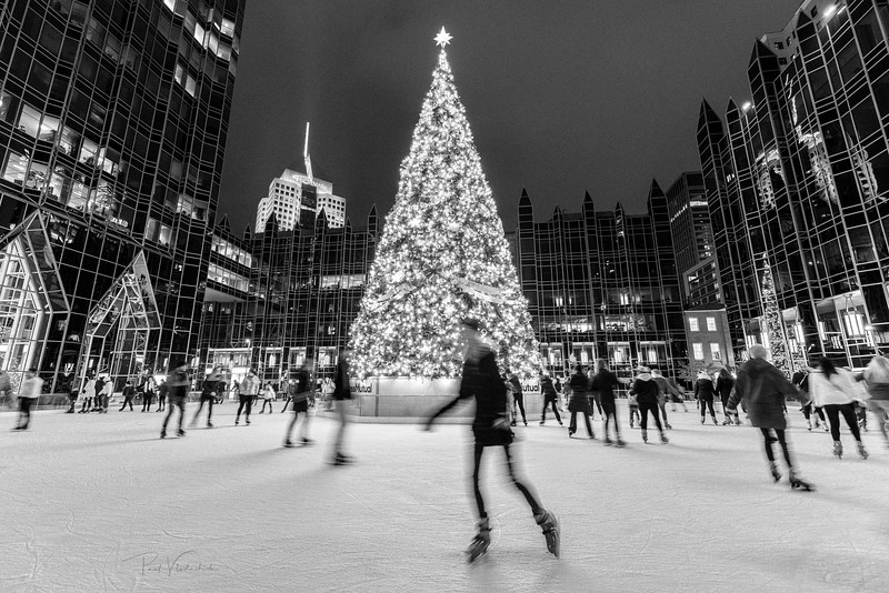 Ice Skating and the Joy of the Holidays