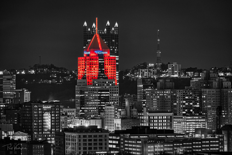 American Heart Association - Highmark Building, Pittsburgh Pennsylvania