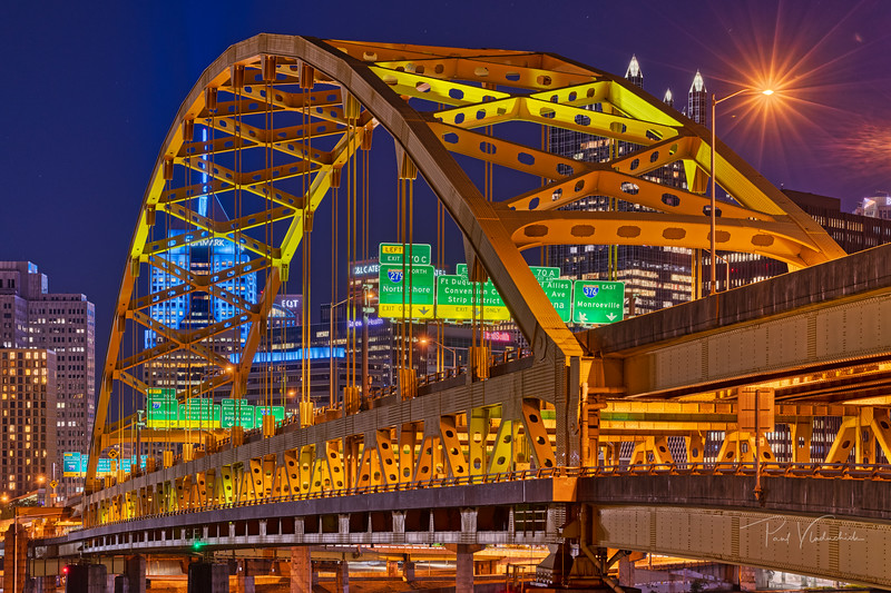 Fort Pitt Bridge