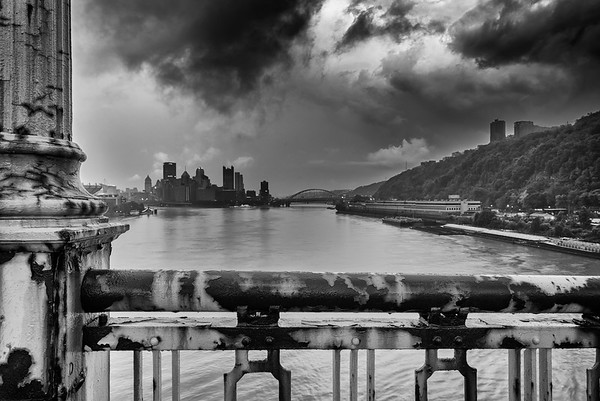 Pittsburgh after the storm - Pittsburgh Pennsylvania