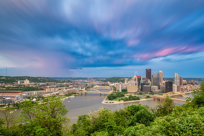Pittsburgh and the Storm that Moved North