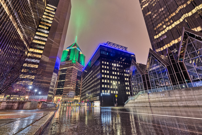 Highmark in Green