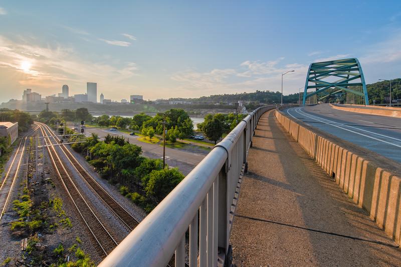 Birmingham Bridge - Pittsburgh Pennsylvania